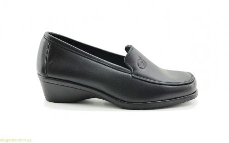 Женские кожаные класические туфли DIGO DIGO чёрные