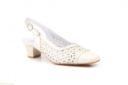 Женские туфли JAM перламутровые