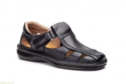 Мужские сандалии CACTUS1 чёрные