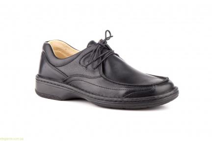 Чоловічі туфлі SCN1 чорні
