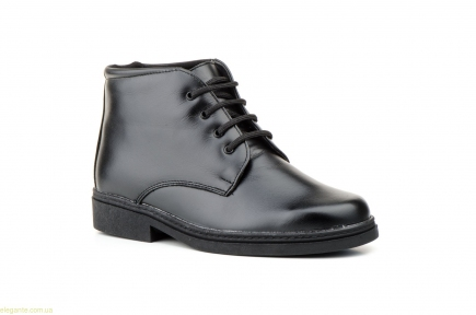 Мужские ботинки  SCN чёрные