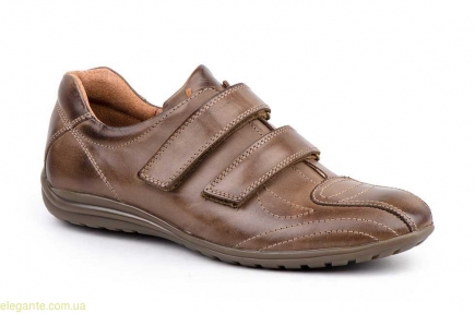 Мужские туфли PEPE AGULLO1 коричневые