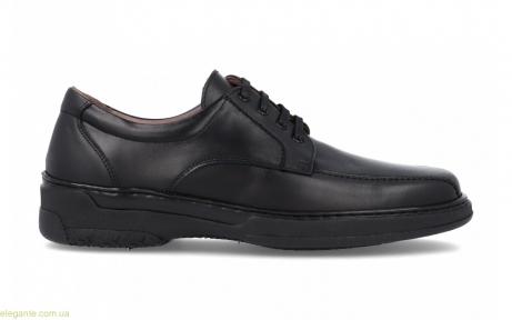 Чоловічі туфлі анатомічні  PRIMOCX  чорні