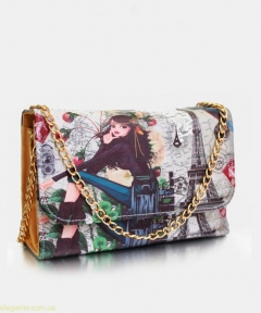 Женская сумочка на плечо молодежная