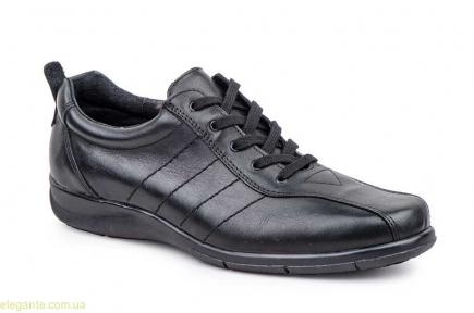 Мужские туфли  PEPE AGULLO чёрные