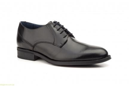 Мужские туфли дерби SCN4  чёрные