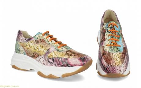 Жіночі кросівки Marlene Prieto багатобарвні