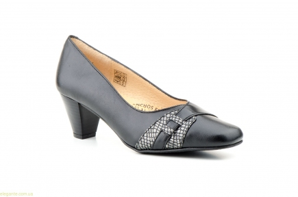 Женские туфли JAM4 чёрные