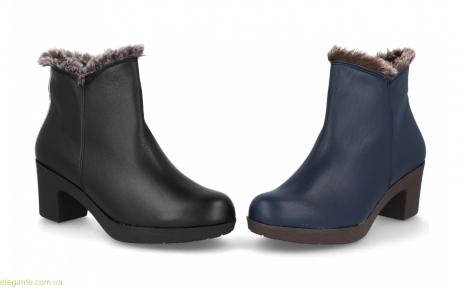 Женские ботинки с мехом BE Relax