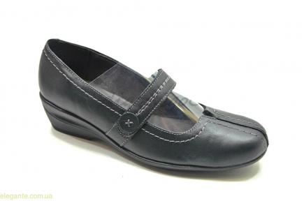 Туфли ежедневные еластические DIGO DIGO чёрные