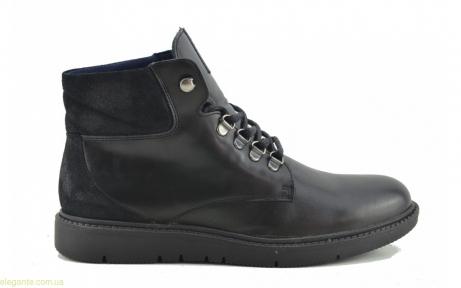 Мужские ботинки BECOOL чёрные
