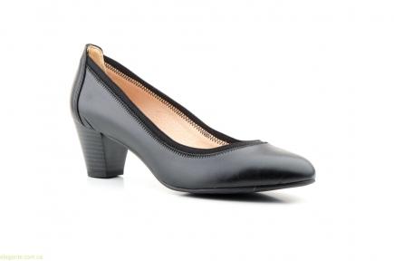 Жіночі туфлі JAM xxl чорні