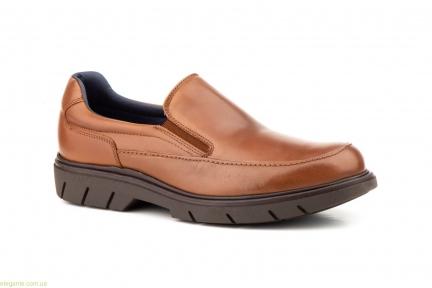 Чоловічі туфлі KEELAN3 коричневі