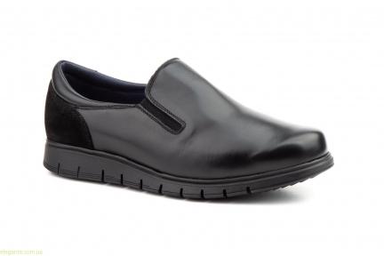 Чоловічі туфлі KEELAN чорні