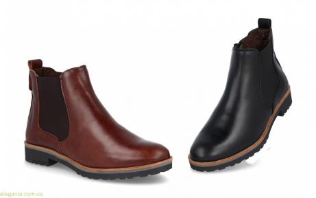 Женские ботинки Digo Digo с еластической вставкой