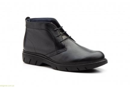 Чоловічі черевики Keelan чорні