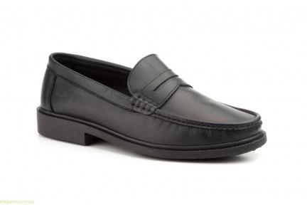 Чоловічі туфлі JAM чорні