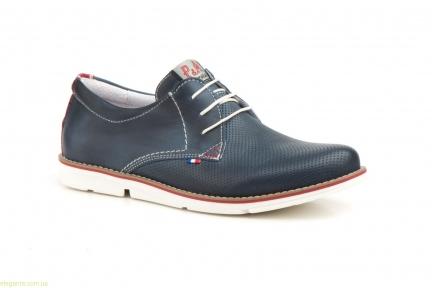 Мужские туфли PEPE AGULLO3 синие