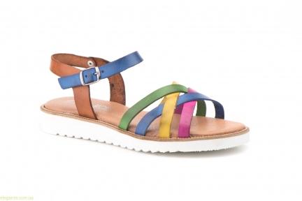 Женские сандалии MISTRAL многокрасочные