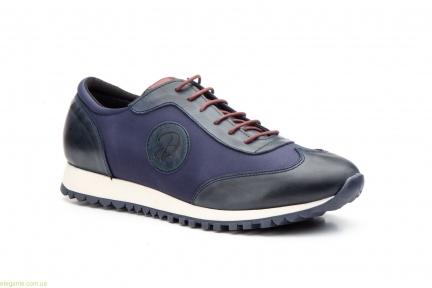 Мужские кросовки Diluis синие