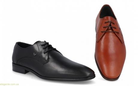 Чоловічі туфлі дербі BECOOL