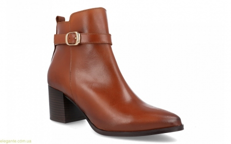 Женские ботинки JPX1 коричневые