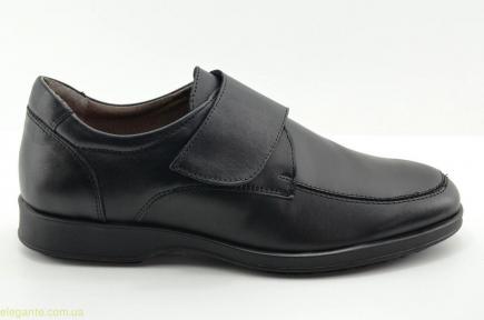 Мужские туфли СOMODOSAN2 чёрные