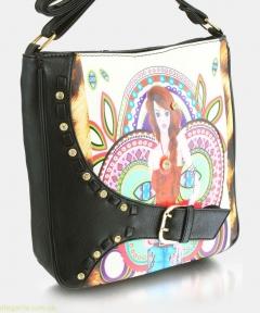 Жіноча сумочка JUVENIL чорна