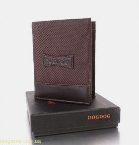 Мужской бумажник DOGDOG