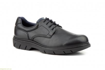 Мужские туфли дерби KEELAN чёрные