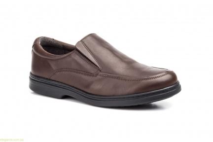 Мужские туфли SCN3 коричневые