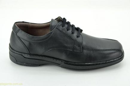 Мужские туфли  анатомические  PRIMOCX  черные