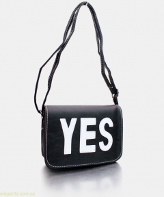 Жіноча сумочка на плече YES