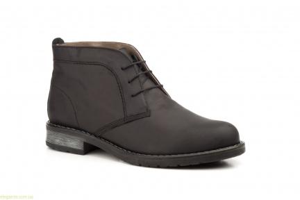 Мужские ботинки SCN1 чёрные