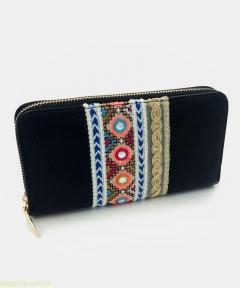 Женский бумажник JUVENIL  чёрный