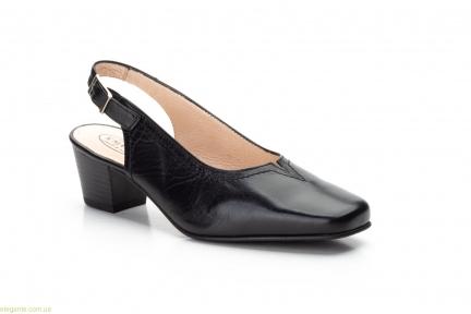 Жіночі туфлі JAM з пряжкою чорні
