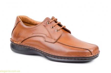 Чоловічі туфлі CACTUS коричневі