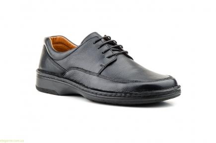 Мужские туфли SCN CRISPINOS чёрные