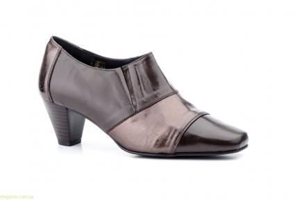 Женские туфли JAM1 коричневые