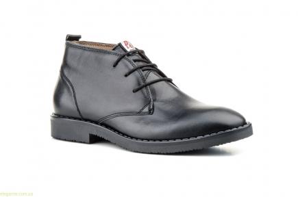 Мужские ботинки  PEPE AGULLO чёрные