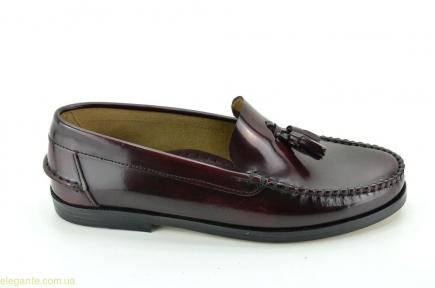 Мужские туфли DIGO DIGO1 бордовые