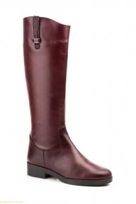Жіночі чоботи JAM2 бордові