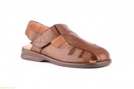 Мужские сандали  JAM коричневые