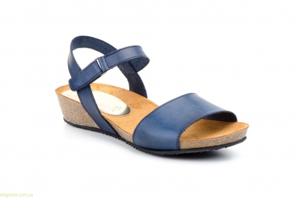 Женские сандалии MULLER синие