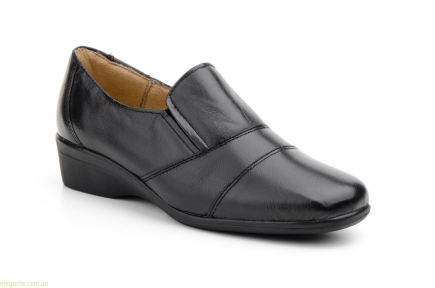 Жіночі туфлі еластичні JAM чорні