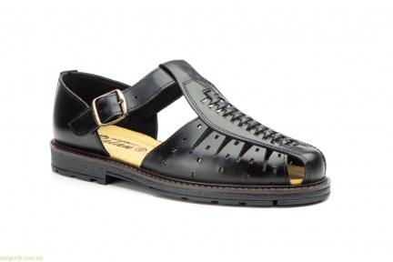 Мужские сандалии Raian чёрные