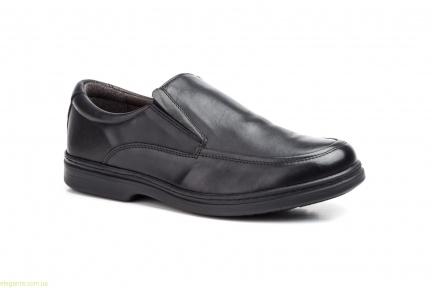 Мужские туфли SCN3 чёрные