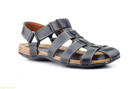 Мужские сандалии PEPE AGULLO чёрные
