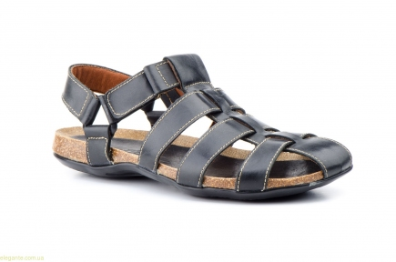 Мужские сандали PEPE AGULLO чёрные