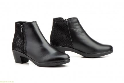 Жіночі черевики PAR y MEDIO чорні
